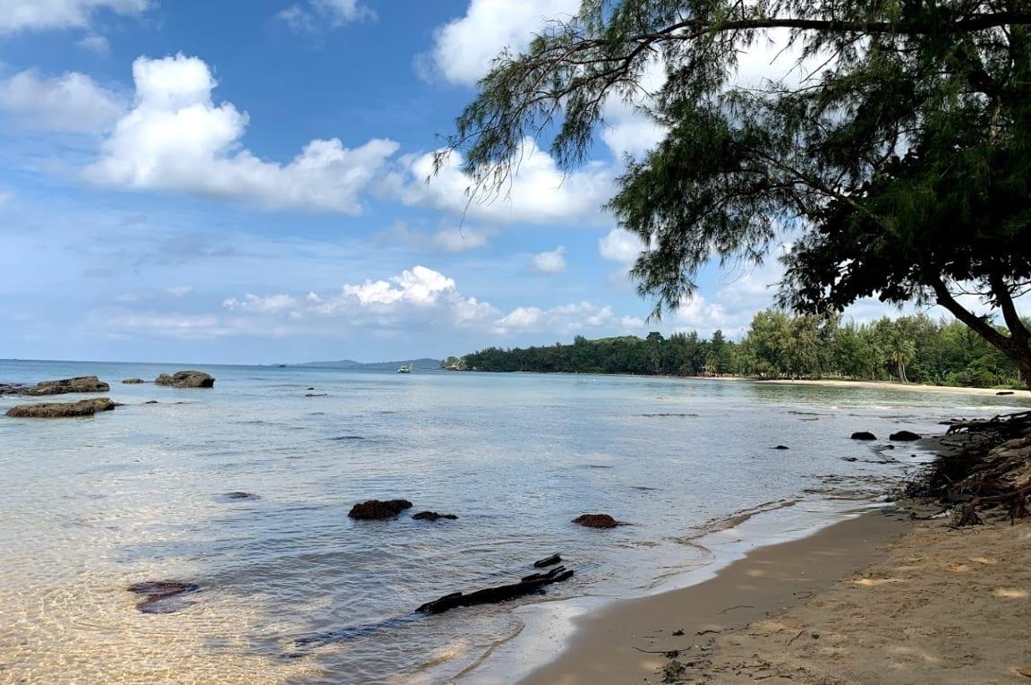 Onng lang beach